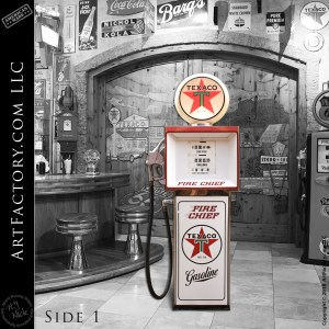 Vintage Texaco Fuel Pump