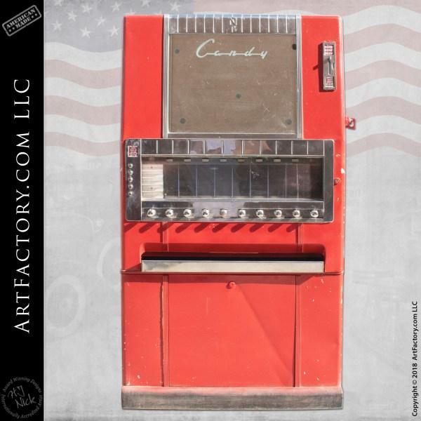 National Vending Machine Series 10