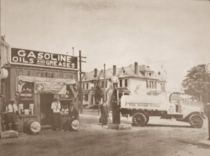 Early Polarine Gas Station - 1890-1910 - GSP789