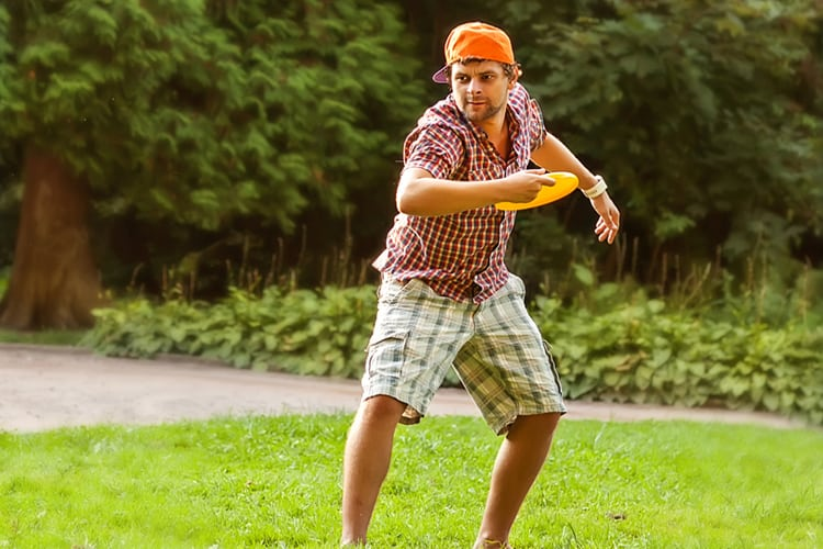 disc golf - what is frisbee golf?