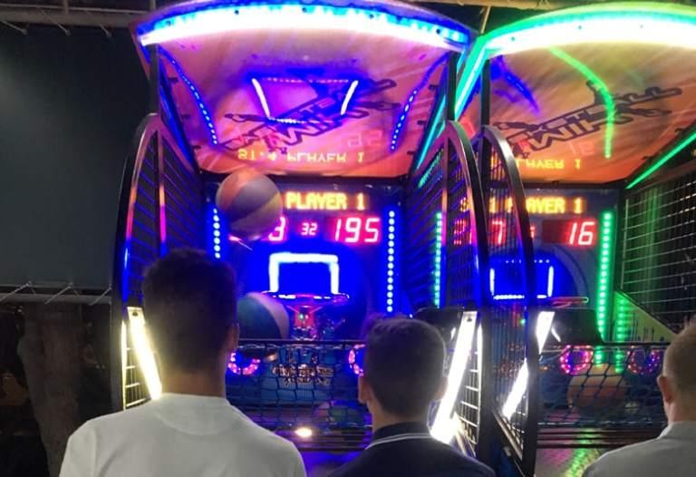 arcade basketball shooting tips