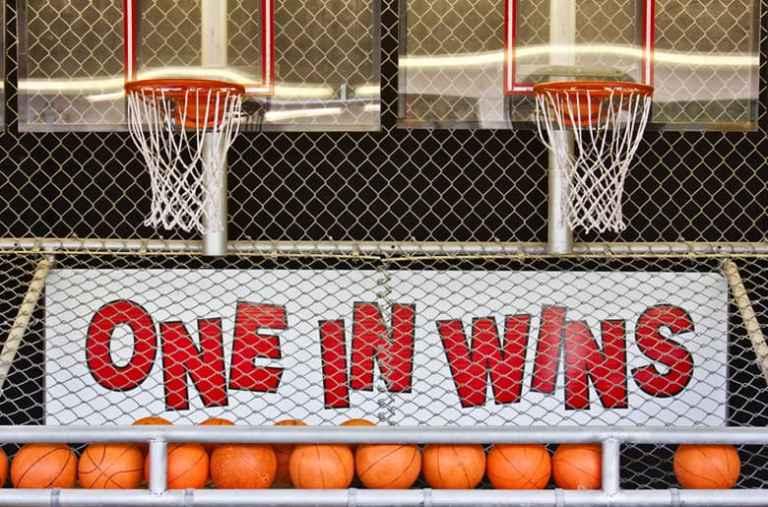 5 reasons to play indoor arcade basketball