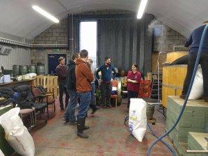 Chorlton Homebrewers gather at Beer Nouveau