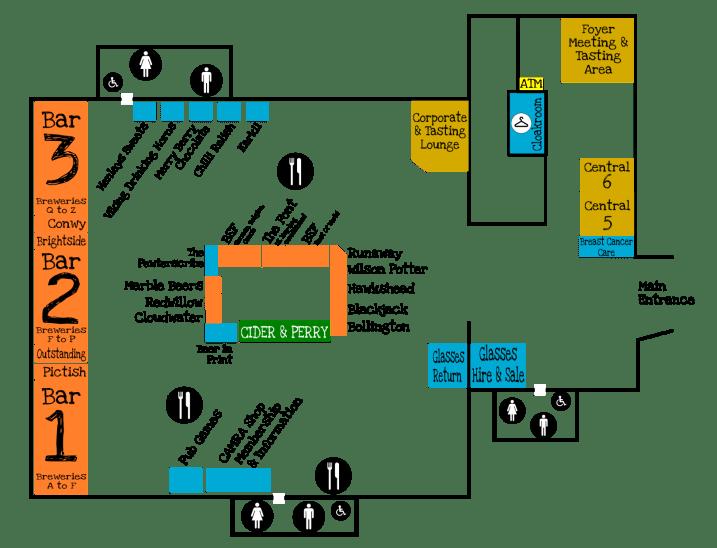 MBCF 2016 Floor Plan