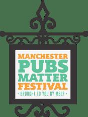 Manchester Pubs Matter Festival Logo