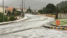 granizo miranda do corvo neve hail
