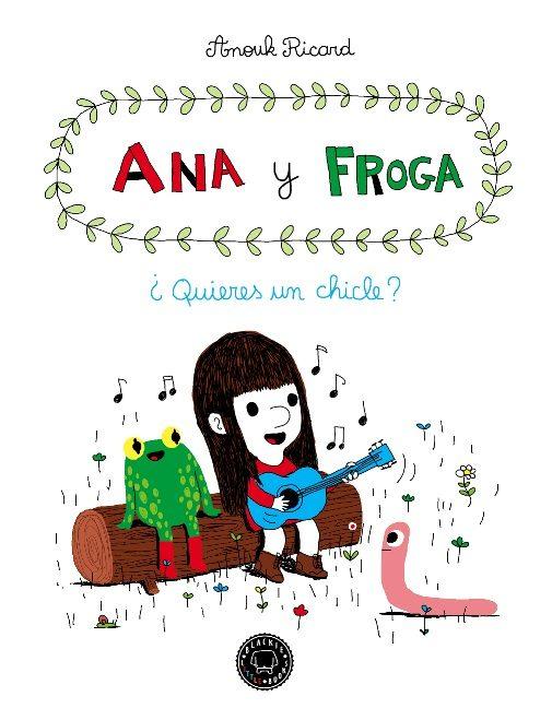Ana y Froga