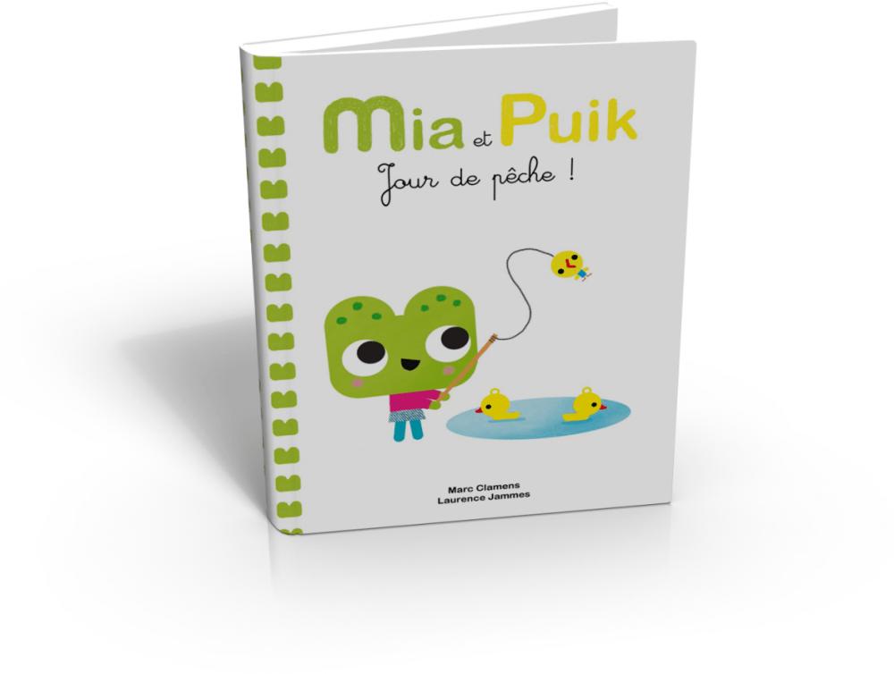 Mia y Puik