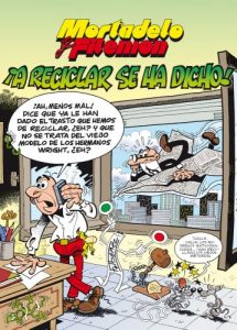 Mortadelo y Filemón