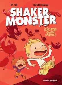 Shaker Monster