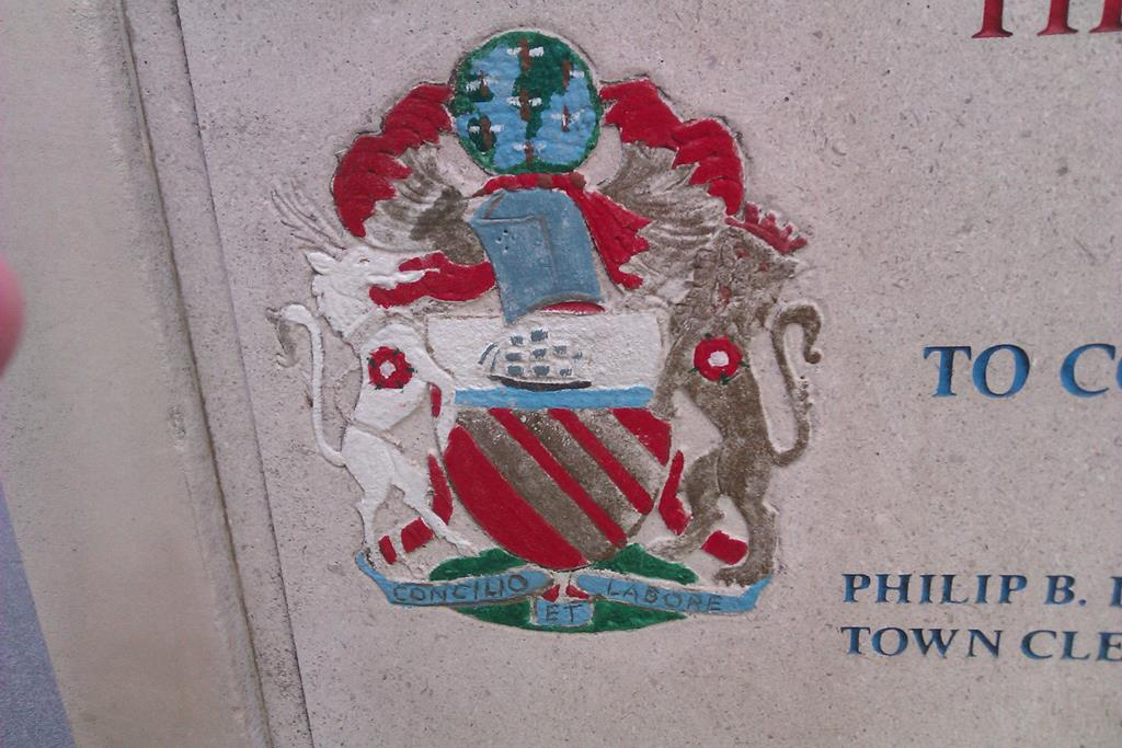 Coat of Arms Bees - Manchester City Council 13