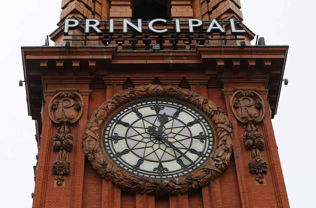 The Principal Manchester Clock Tower Bees