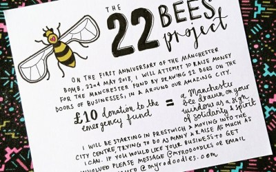 The 22 Bees Project