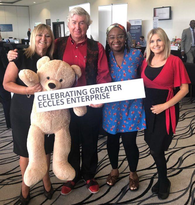 Celebrating-Greater-Eccles-Enterprise-at-Manchester-Biz-Fair-2019