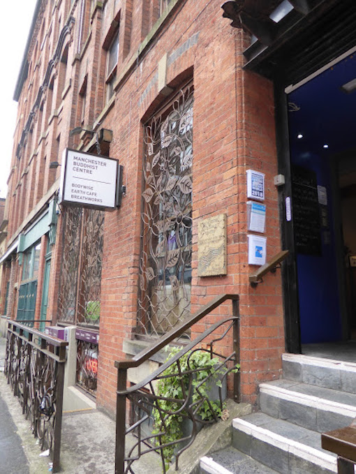 Photo of Manchester Buddhist centre