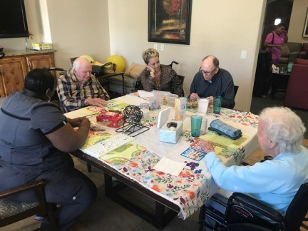 Assisted Care Home Living