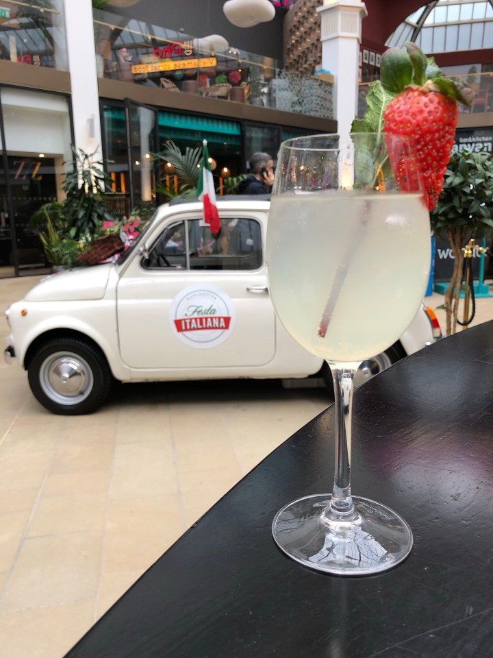 Out and About – Festa Italiana