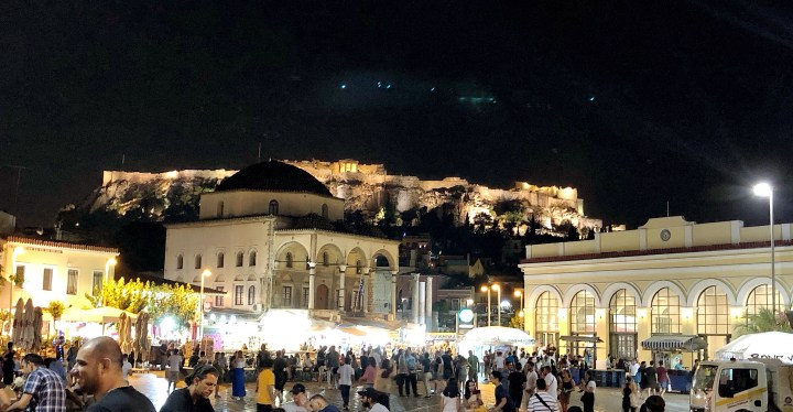 The Weekend Traveller – City Break to Athens