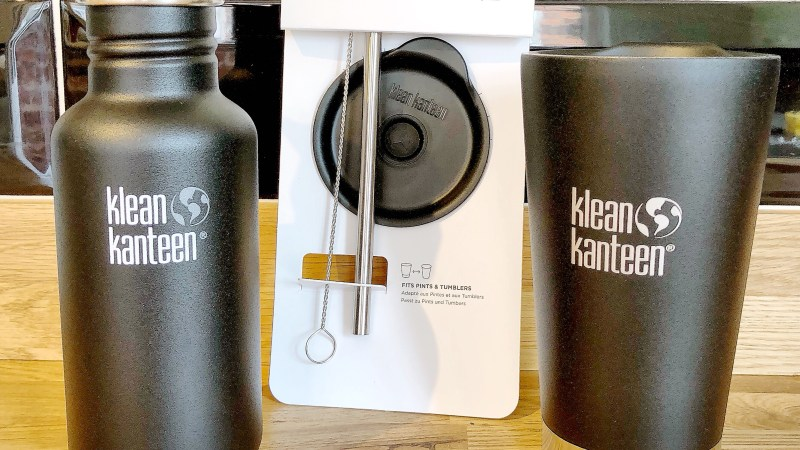 Product Review:- Klean Kanteen