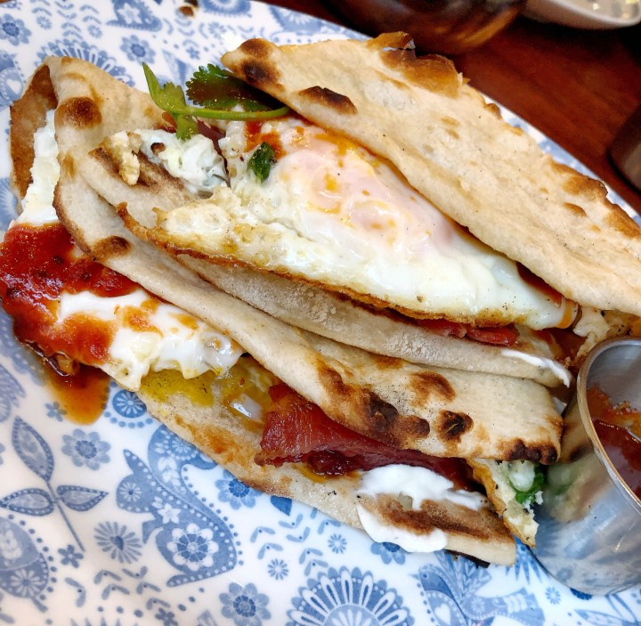 Food Tourist – Dishoom – Manchester