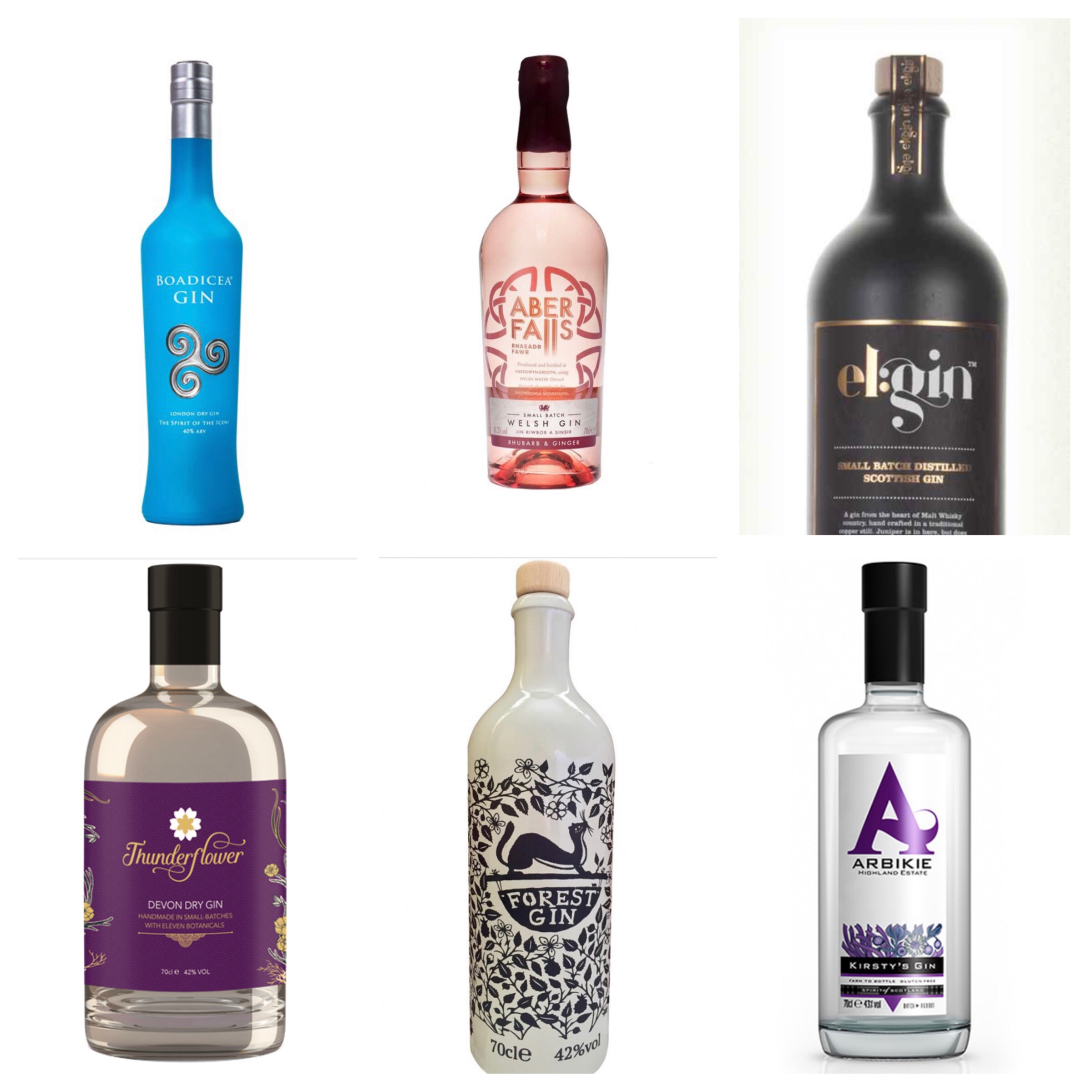 12 Gifts of Christmas Pt 11 – The Gin Lovers Gift Ideas – 6 Must Try Gins