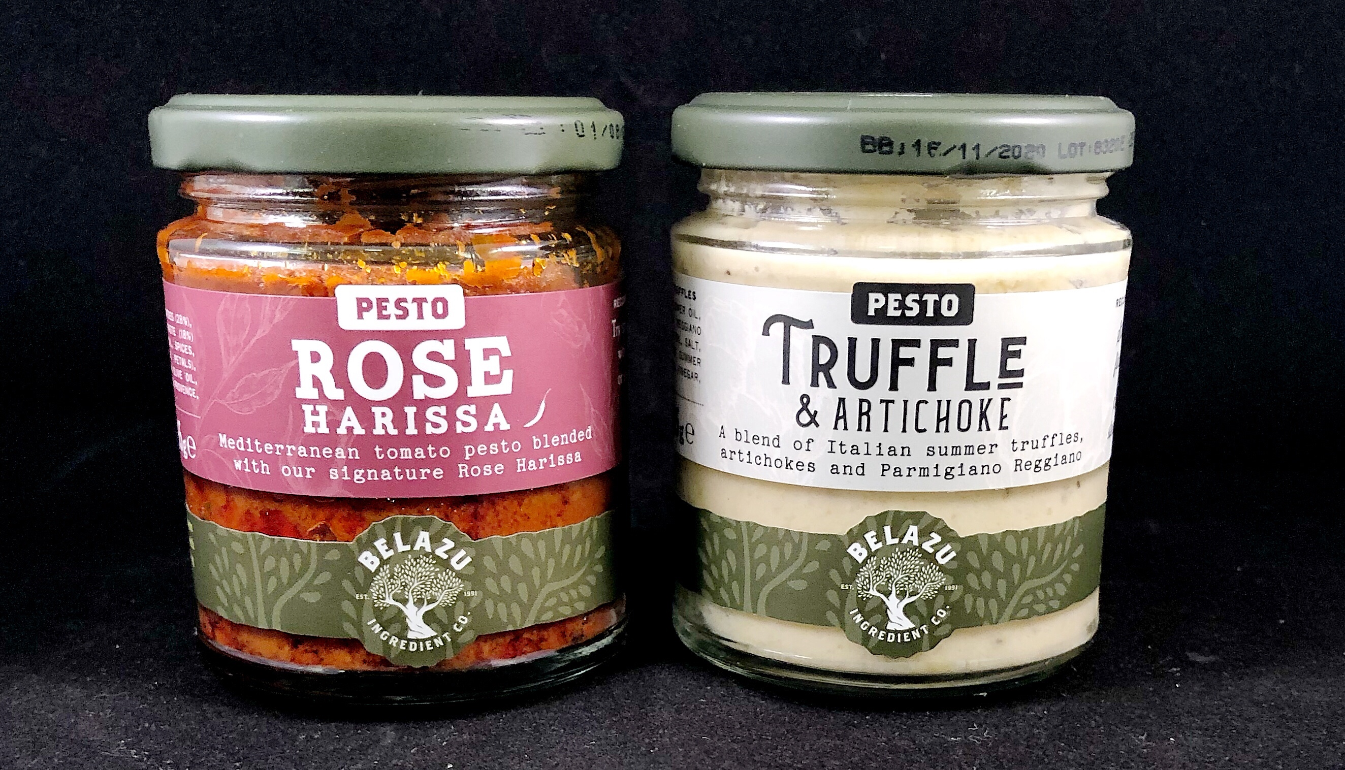 Product Review:- Pesto is not just for Pasta – A review of Pesto from @belazu_co