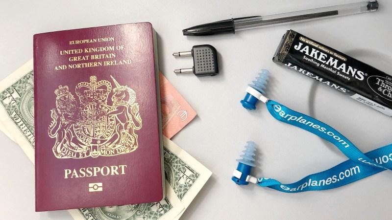 My Long-haul Travel Essentials
