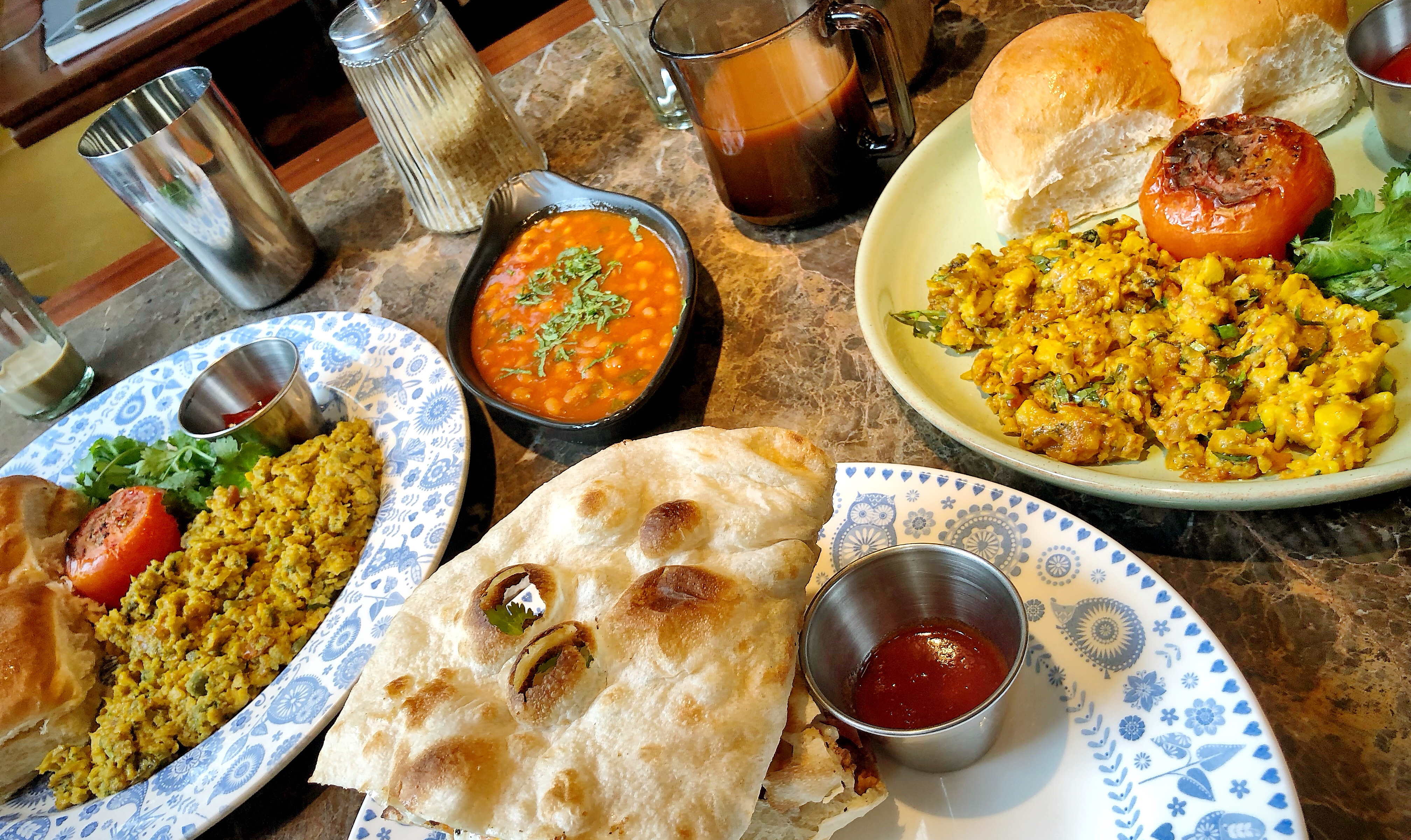 Food Tourist:- Dishoom's Breakfast Menu Grows with Double Options as well as new Vegan Choices