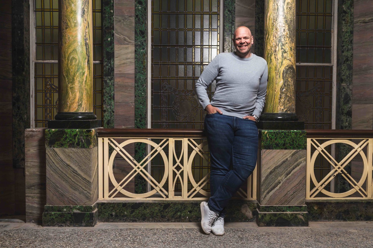Tom Kerridge coming to Manchester with Stock Exchange Hotel