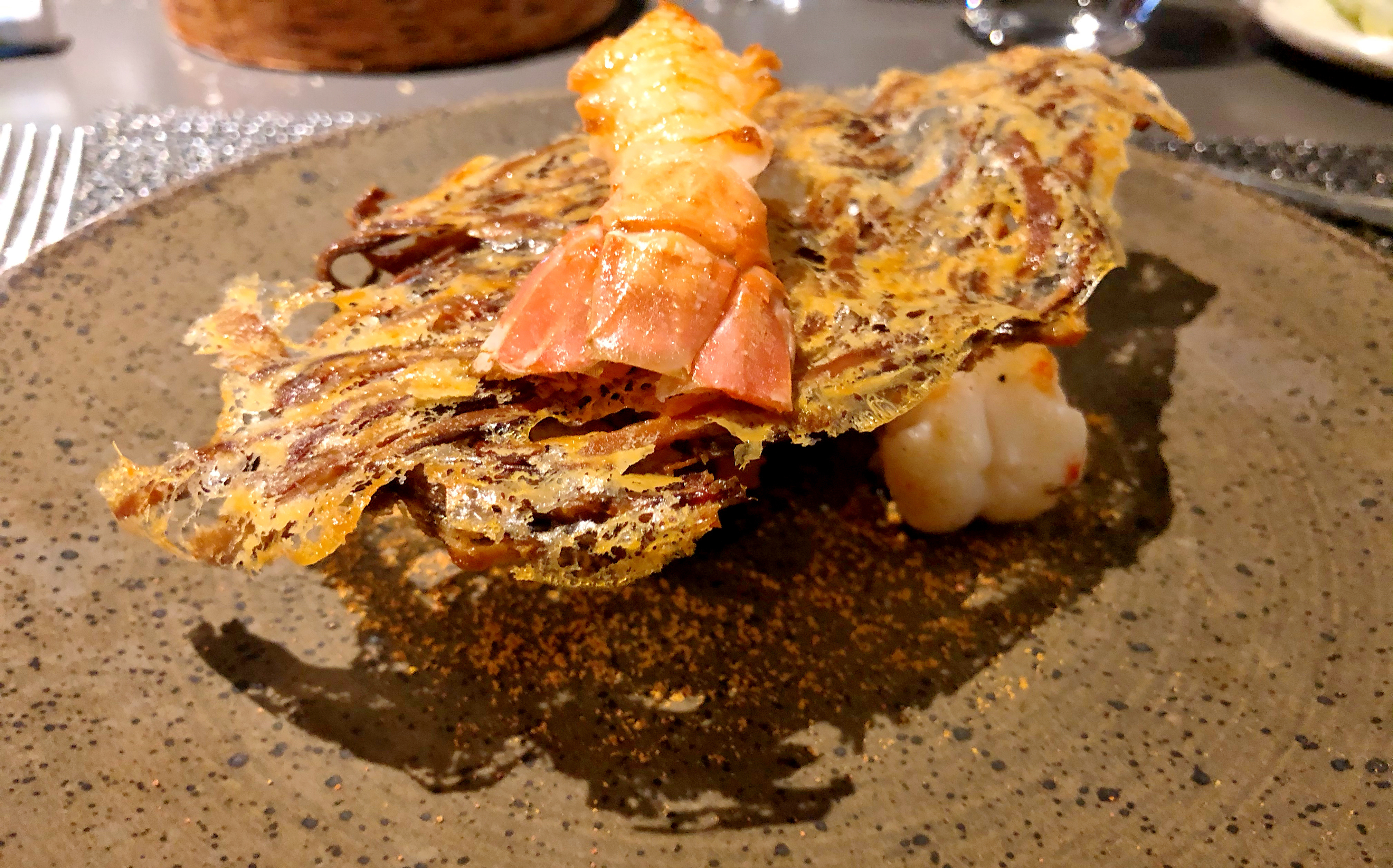 Food Tourist:- The Kitchin by Tom Kitchin, Leith