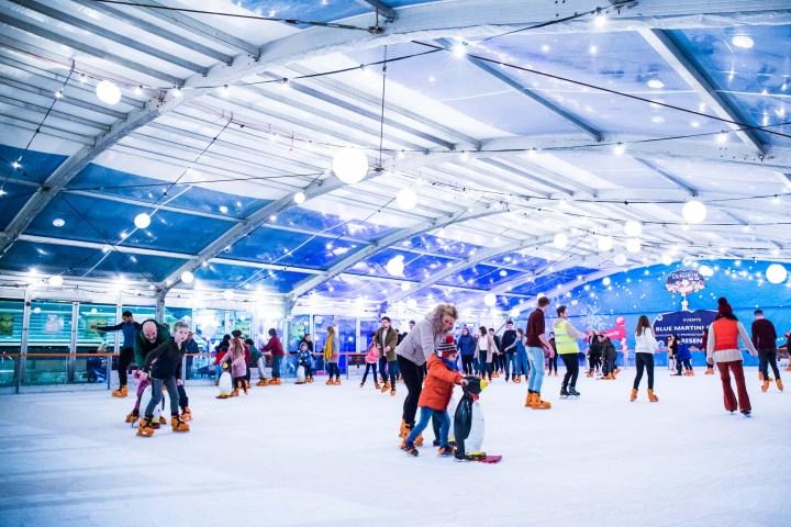 Ice Rink and Retreat Skate Bar coming to MediaCityUK this Christmas – Launching November 15th
