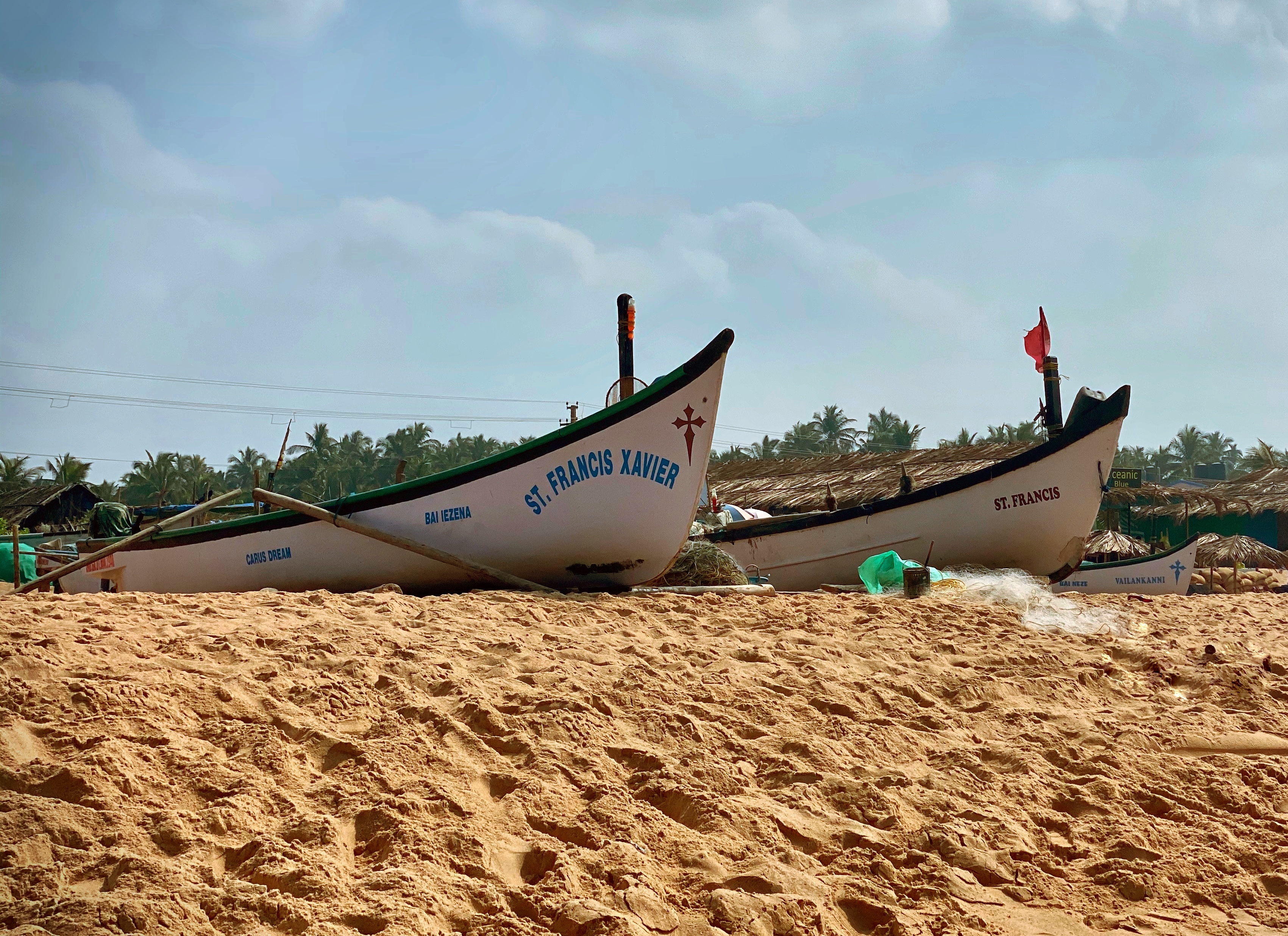 Holiday in India – without a tour operator (Pt 3 – Goa)