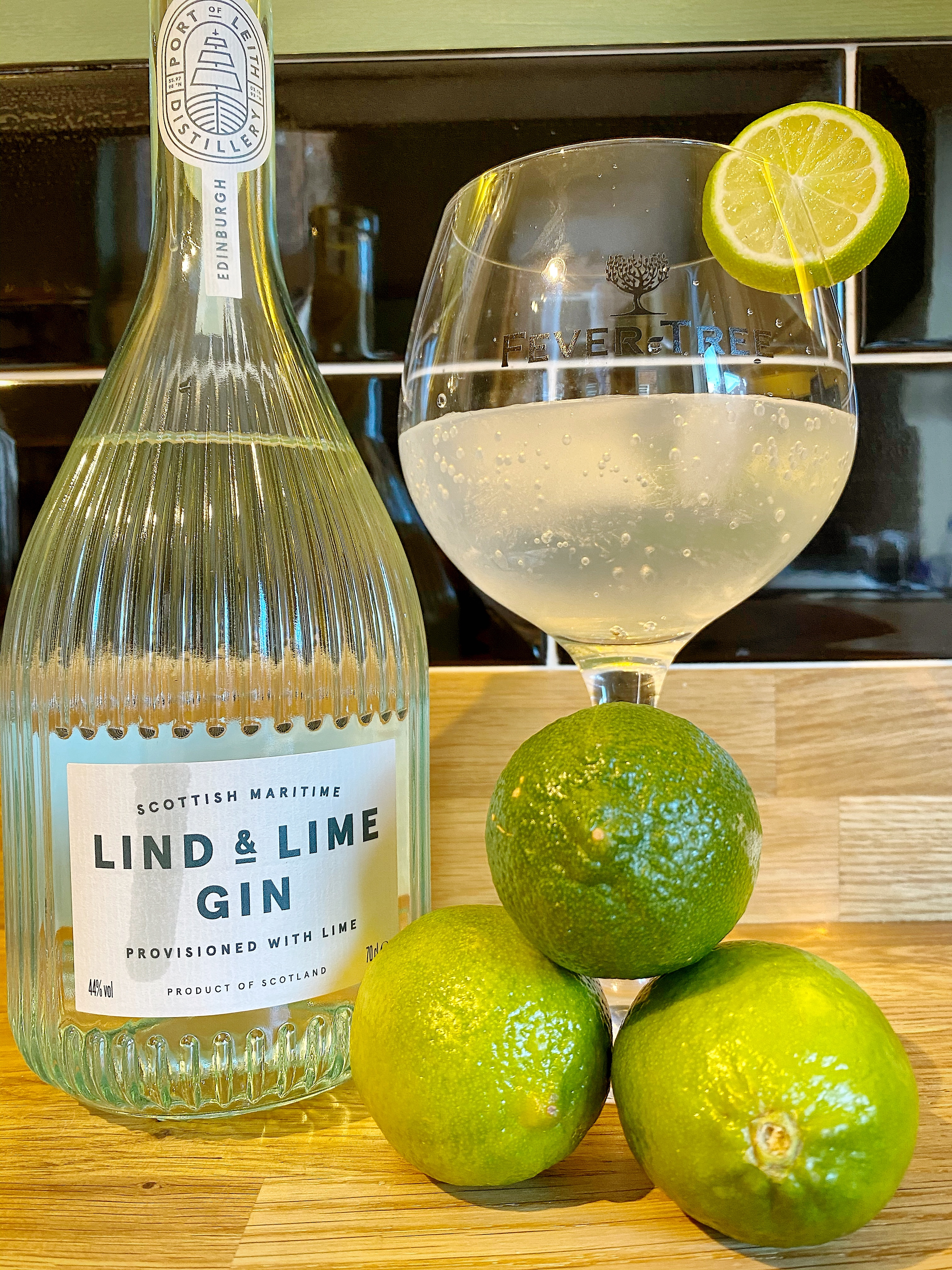 International Scottish Gin Day – Lind and Lime Review