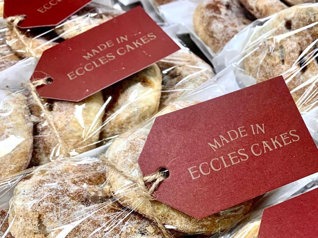 Albert Street Bakery – Sourdough bread and the only 'Eccles Cakes' made in Eccles