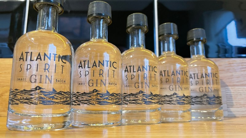 Gin Review:- Atlantic Spirit Gin