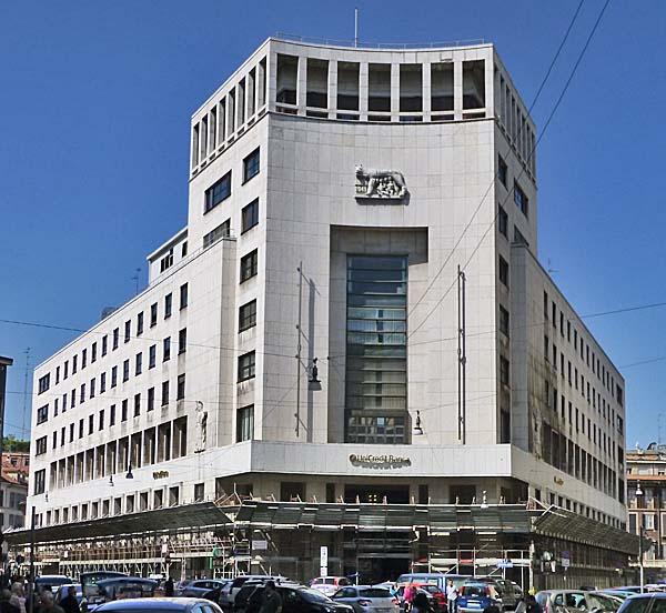 Unicredit Bank Milano Italy