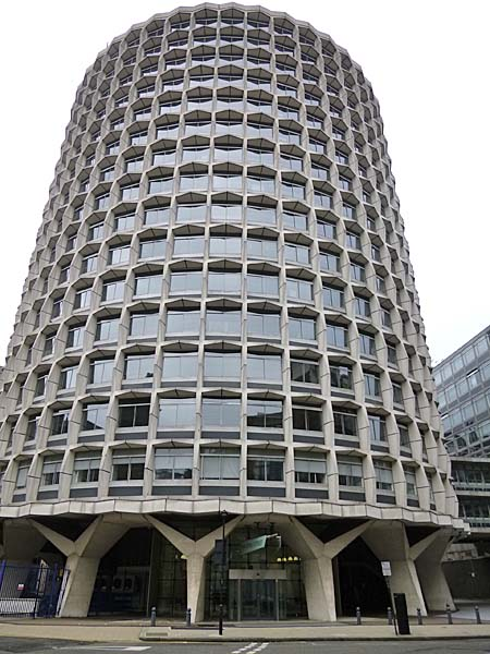 Space House 1 Kemble Street