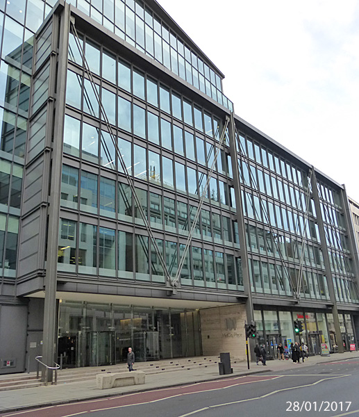 Midcity Place High Holborn London