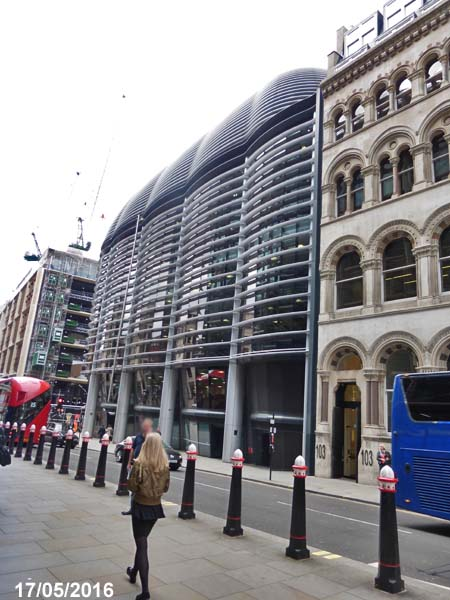 The Walbrook Building