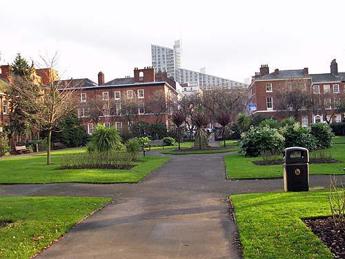 Image result for st john's gardens manchester