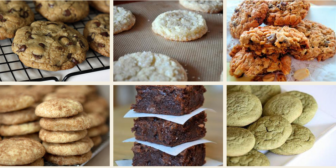 A delicious selection of gluten-free, vegan confections at Tender Love & Cookies.