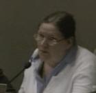 At-large school board member Kathy Staub.