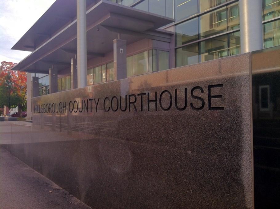 Hillsborough County Courthouse.
