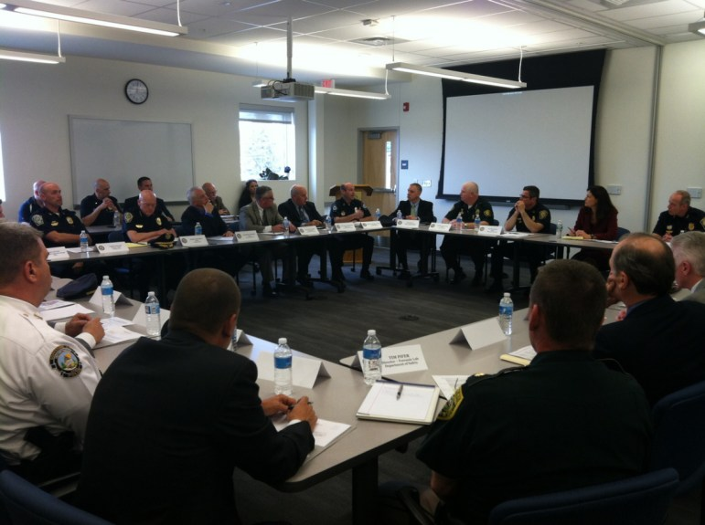NH top law and health officials talk about the current drug crisis in New Hampshire.