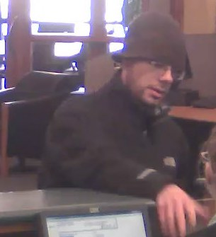 Reccognize this bank robber?