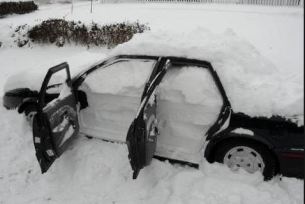 Snow emergency!