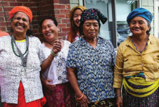 Bhutanese Community of New Hampshire $25,000 for its Bhutanese Mental Health Project.