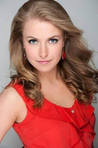 Megan Cooley from Auburn, Miss New Hampshire 2014.
