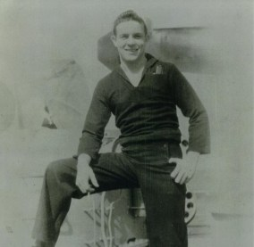 In honor of my dad, Robert Aurel Dube, who served in WWII.