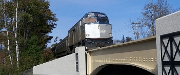 Senate eliminated funds for further rail study from capital budget.